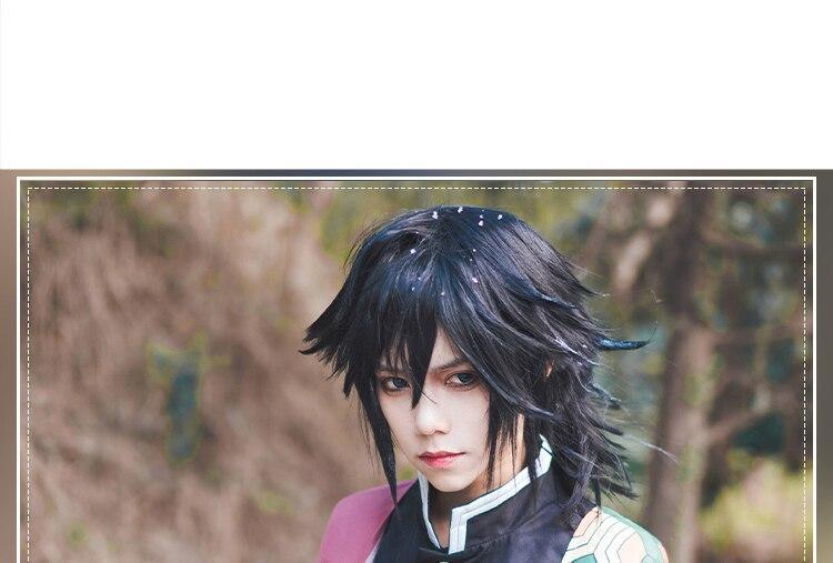 Anime Demon Slayer Shinobu Nezuko Cosplay Costume
