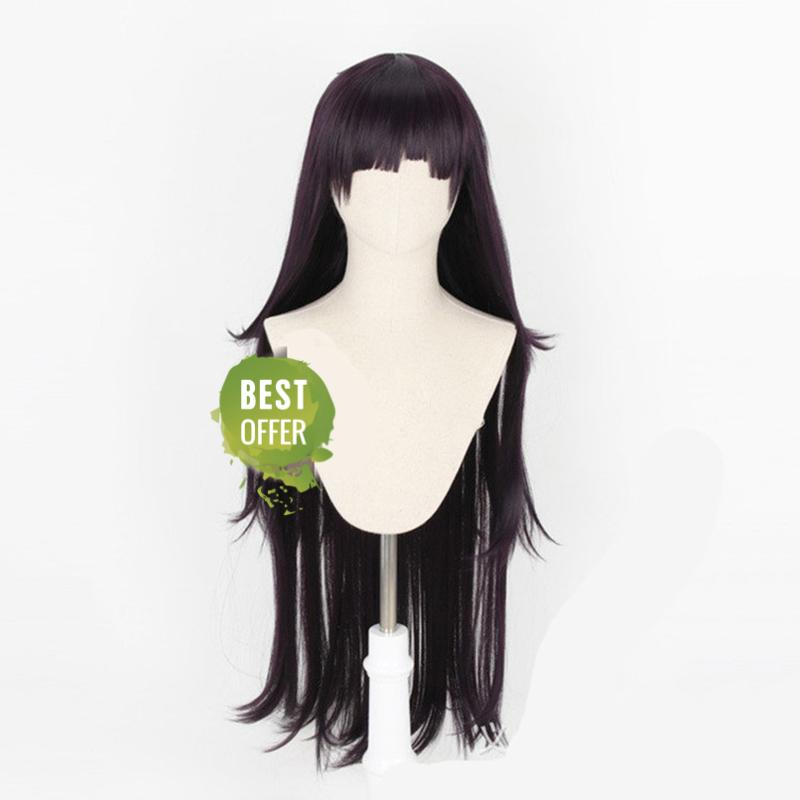 Danganronpa Mikan Tsumiki Cosplay Costume And Wig