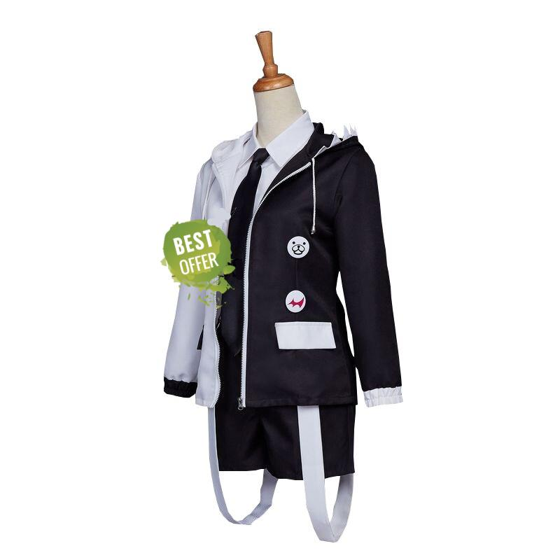 Danganronpa Monokuma Cosplay Costume Full Set
