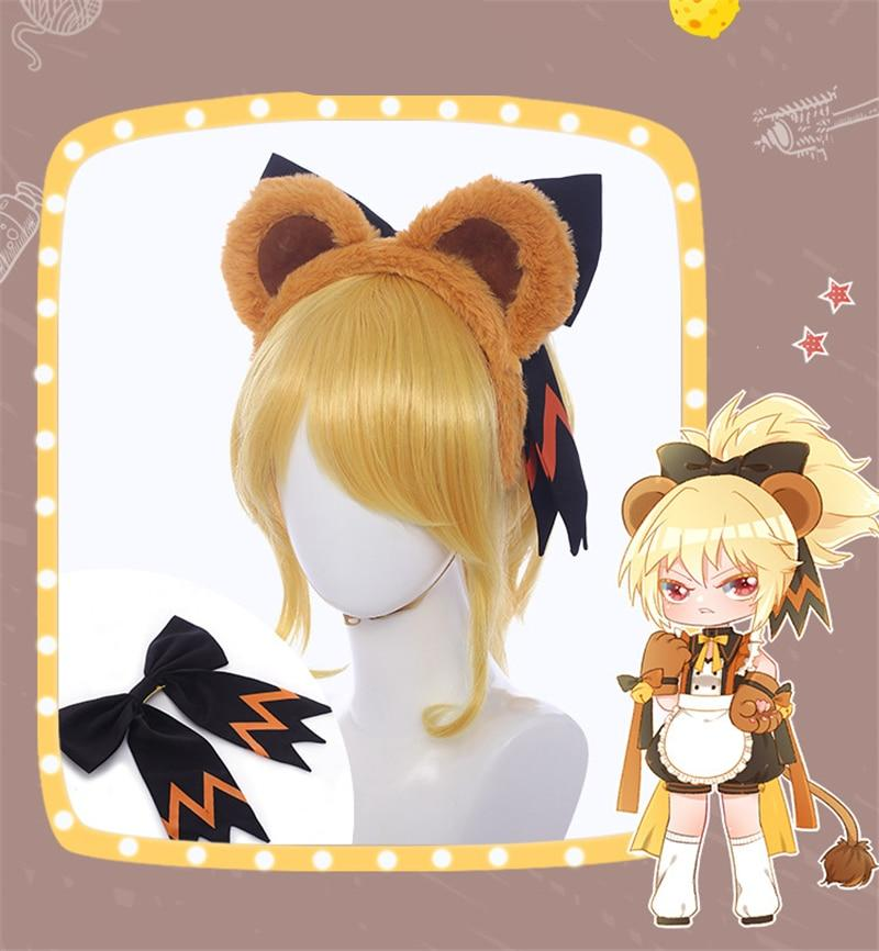Anime Cosplay My Hero Academia Coffee Shop Little Hero Bakugou Katsuki Cafe  Maid Female Cosplay Costume Cat Woman Dress Uniforms|Anime Costumes| -  AliExpress