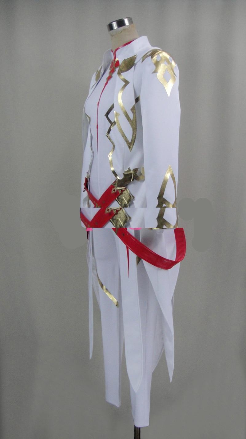 Tales of Zestiria Alisha Kamui Divine Reliance Male White Cosplay Costume Christmas Halloween Costume|tales of zestiria|tales ofcosplay costume - AliExpress