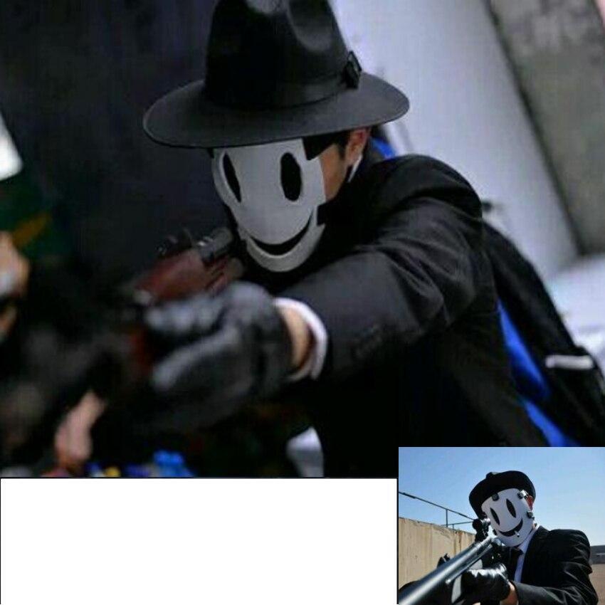 High-Rise Invasion Tenkuu Shinpan Cosplay Mask