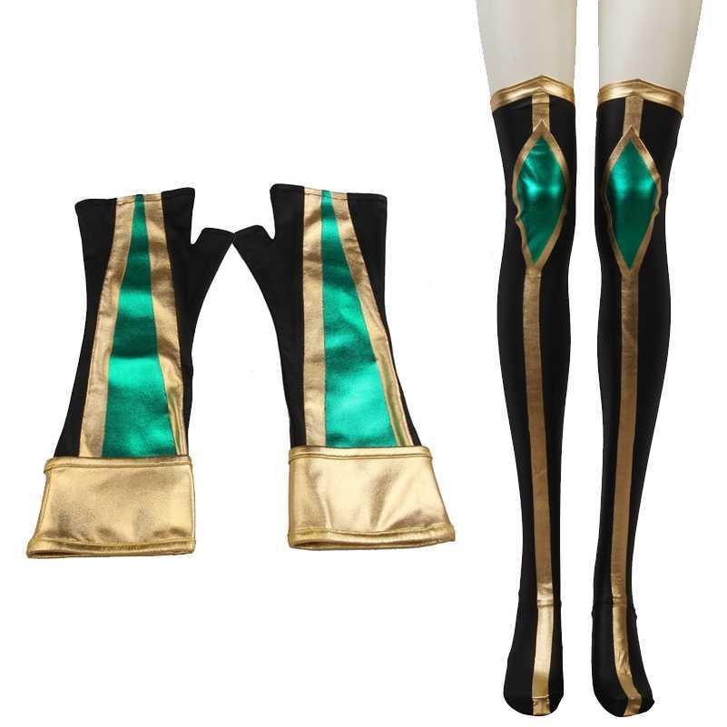 Mortal Kombat X Jade Cosplay Costume Halloween Costumes for Women Sexy Spandex Jumpsuit Cosplay Jade Costume Mask Custom made|Game Costumes| - AliExpress