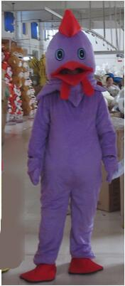 Cartoon Cock Rooster Cosplay Mascot Costume