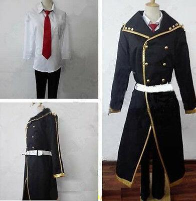 Anime Akashic Records of Bastard Magic Instructor Cosplay Glenn Radars  Costume:W | eBay