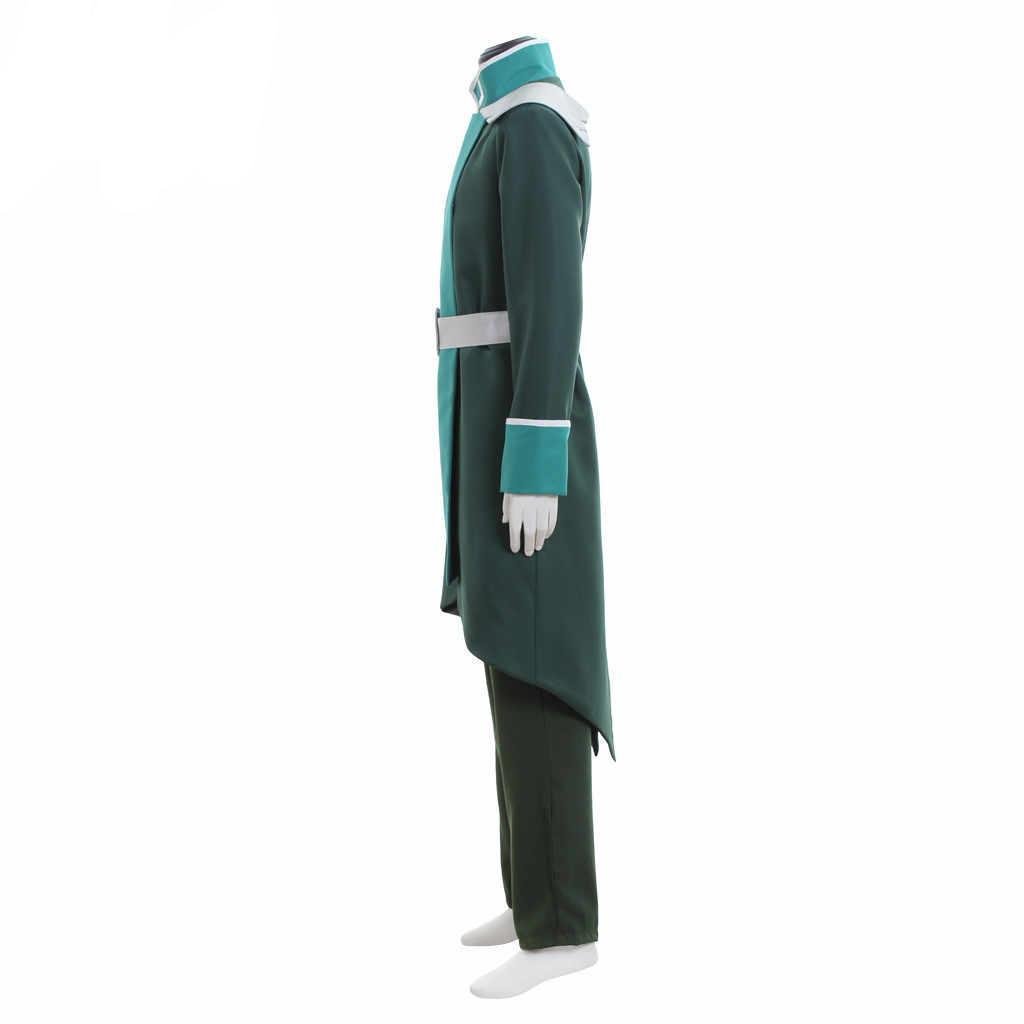 Avatar The Legend of Korra Bolin Cosplay Costume adult Halloween Costume full set custom made|Anime Costumes| - AliExpress